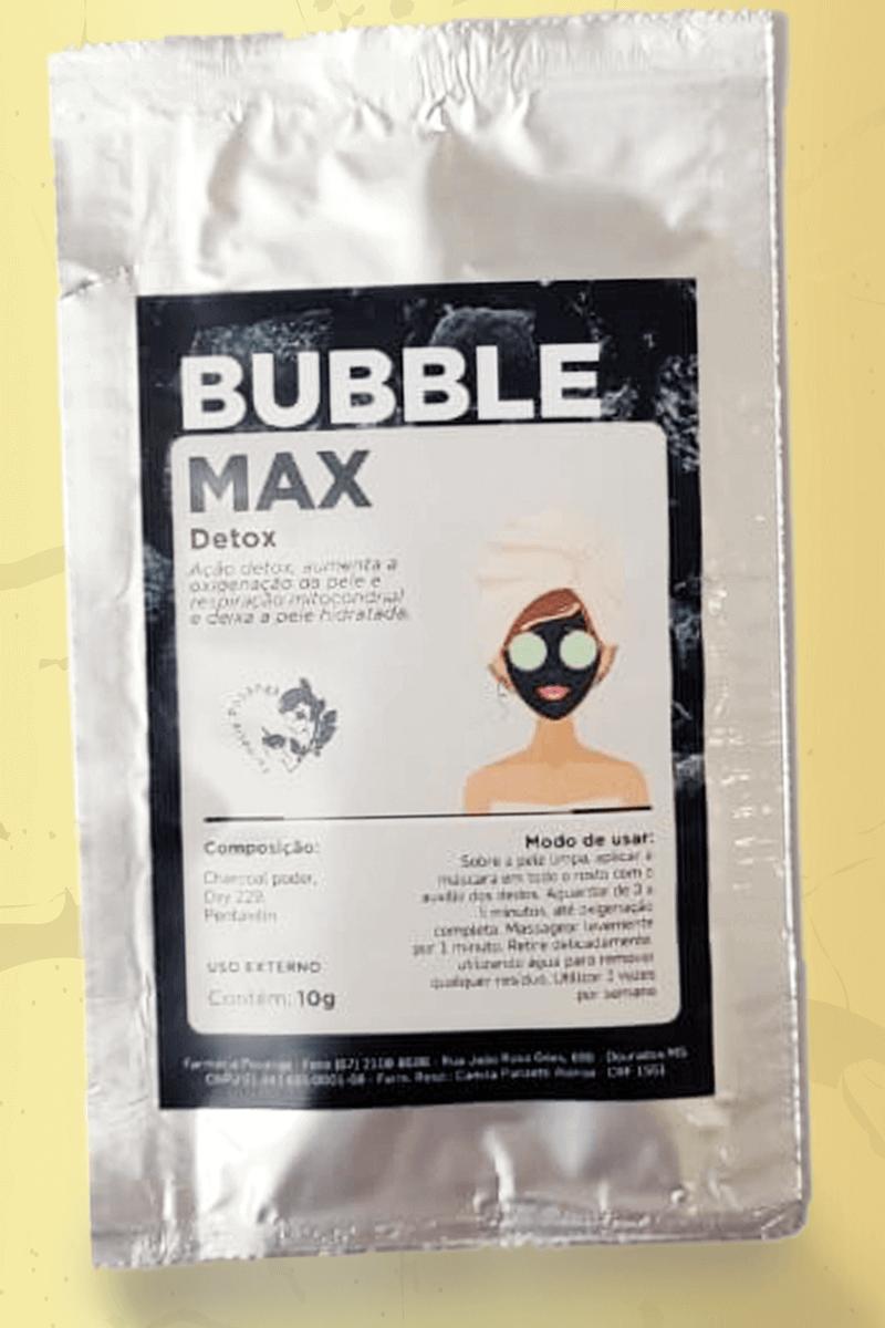 Bubble Mask Detox